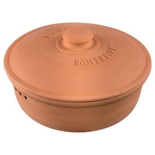 Rmertopf - Pentola per Il Pane Medium, in Ceramica, Terracotta,  23 cm