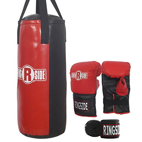Ringside Boxing Youth Heavy Bag Kit (40 lb.)