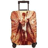 Devil May Cry Funda de equipaje de viaje Fundas de maleta, protectores con cremallera lavable