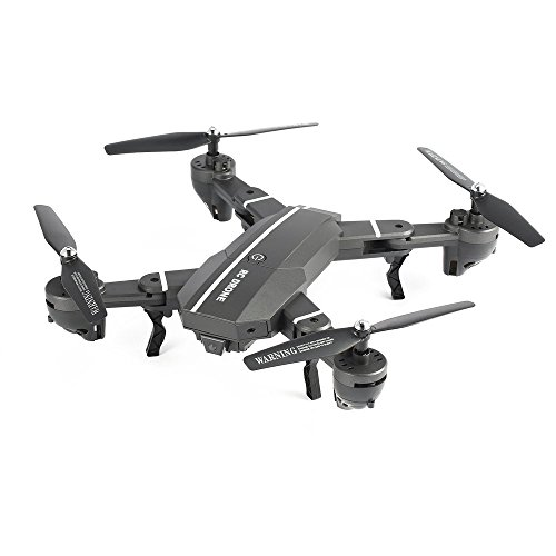 8807W 2.4G Foldable RC Quadcopter with Altitude Hold Headless Mode 360 Flip