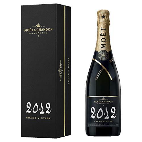 Moët & Chandon Moët & Chandon Champagne Grand Vintage Extra Brut 2012 12,5% Vol. 0,75L In Giftbox - 750 ml