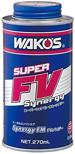 ワコーズ (WAKO'S) S-FV・S スーパーフォアビークルシナジー 270ml E134