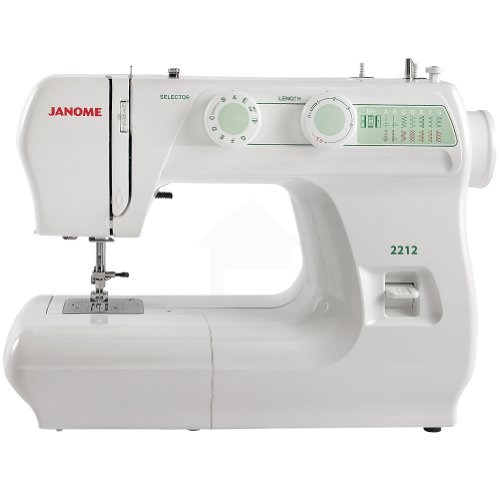 Janome Magnolia 2212 Sewing Machine Review