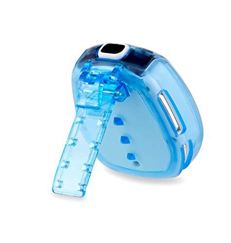 Image 9 - Little Tikes Montre connectée Robot Tobi pour les enfants, équipée d'une caméra digitale, d'une vidéo, de jeux & activités pour garçons et filles – Bleu. Dès 4 ans et +