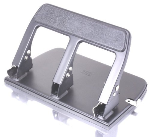 OfficemateOIC Heavy Duty 3-Hole Punch,...