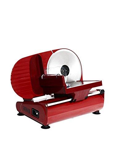 RGV Ausonia 190 Affettatrice, 100 W, plastica, Rosso