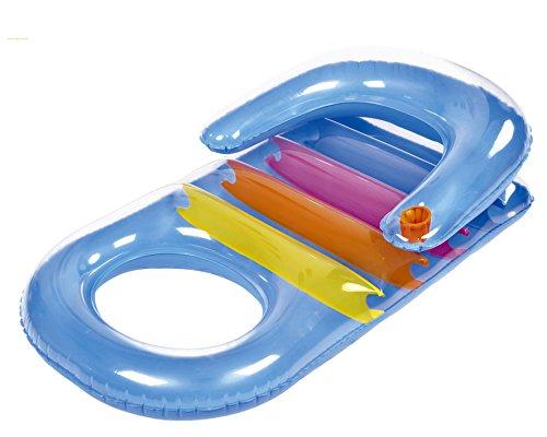 Jilong Fashion Lounge Floater 150x86 cm Poolsessel Schwimmsessel Pool Lounge Wassersofa Wassersessel