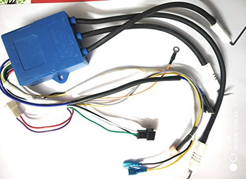 Circuit Box for Gas Geyser (Multicolour) Match & Buy (Free DELIVERY)
