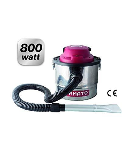 Yamato Cinix Aspiracenere Elettrico, 15 L, 800W