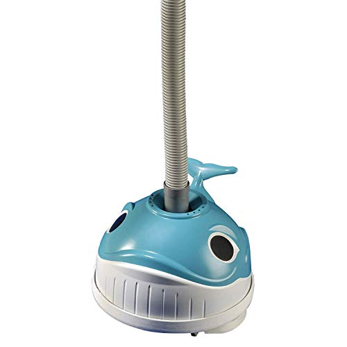 Hayward W900 Wanda the Whale Above-Ground Pool Vacuum (Automatic Pool Cleaner)