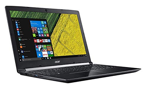 Acer PORTATIL Aspire 5 A515-52-76DF I7-8565U 15.6HD 8GB S256GB WiFi.AC W10...