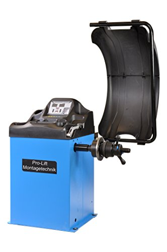 "Pro-Lift-Montagetechnik Reifenauswuchtmaschine 10\""- 24\"", H825B, 01356"