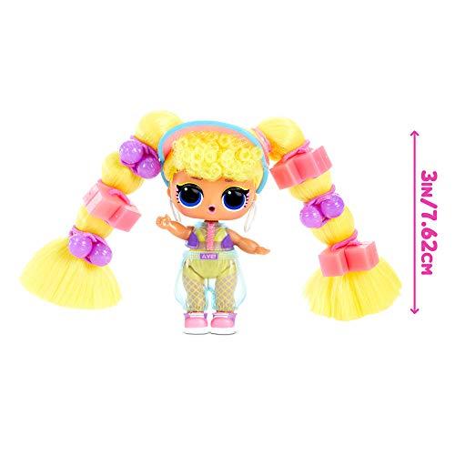 Image 3 - LOL Surprise Poupée Remix Hair Flip – A collectioner - 15 Surprises - Avec Cheveux Surprise, Accessoires & Musique