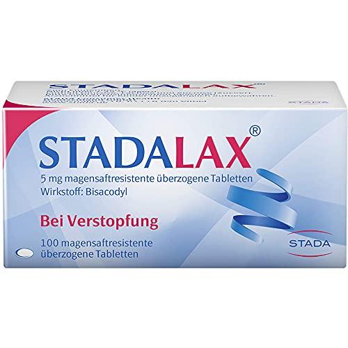 STADALAX bei Verstopfung Dragees, 100 St. Tabletten