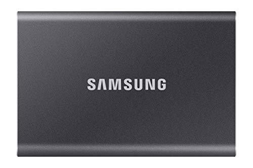 Samsung Memorie T7 MU-PC1T0T SSD Esterno Portatile...