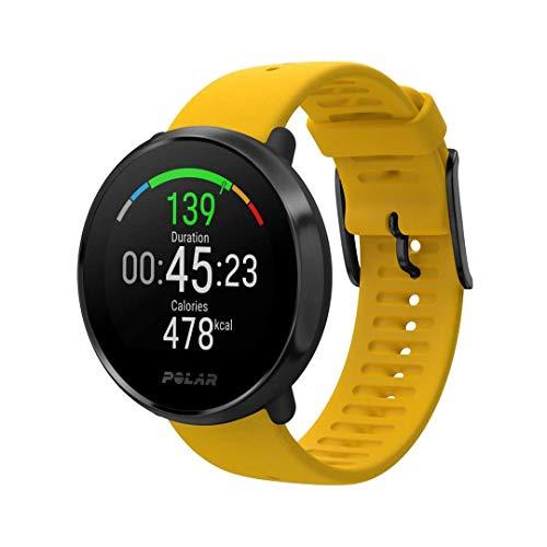 Polar Ignite – Wasserdichte GPS-Fitnessuhr mit optischer Pulsmessung am Handgelenk und Trainingsanleitungen – Unisex