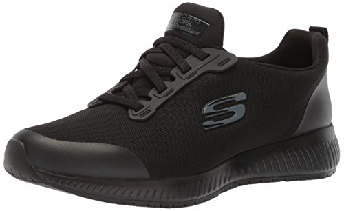 Skechers for Work Women's Squad SR Food Service Shoe