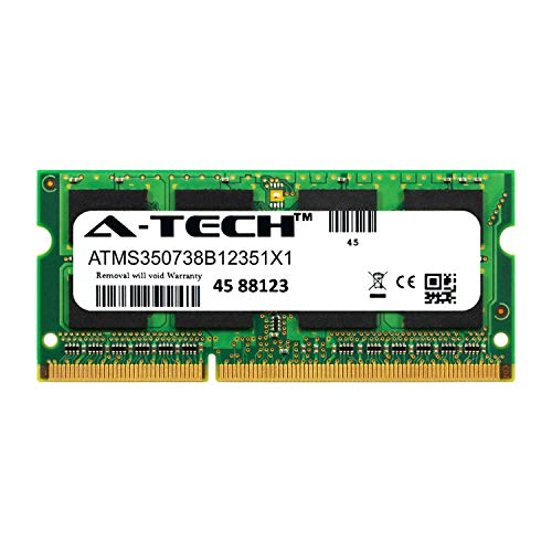 A-Tech 8GB Module for Lenovo ThinkPad Yoga 11e Laptop & Notebook Compatible DDR3/DDR3L PC3-12800 1600Mhz Memory Ram (ATMS350738B12351X1)