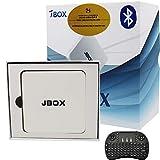 2019 JBOX TECH TV BOX 最新バージョン 日本語版Jbox J500テレビボックスサポート TV版の最新版の日本語版4K 1年間保証日本の現地保証サービス
