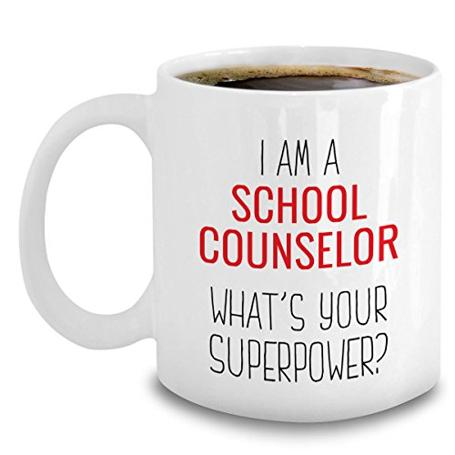 School Counselor Mug - School Counselor Gifts - School...