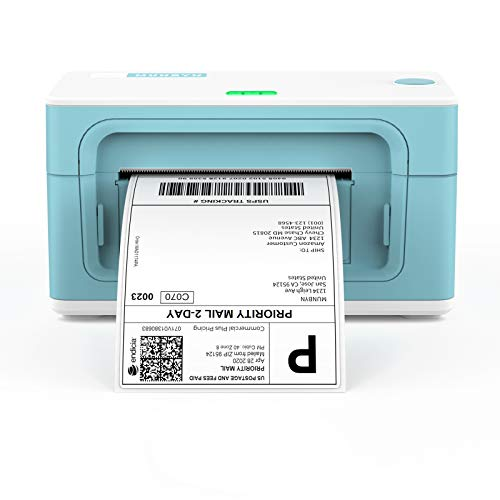 Label Printer, 150mm/s Thermal Shipping Label Printer for Shipping Packages, SME Postage Labels,Labeling, Compatible with Shopify,Etsy,Ebay,Paypal,UPS,USPS,FedEx,etc
