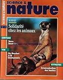 SCIENCES ET NATURE [No 26] du 01/10/1992 - SOLIDARITE CHEZ LES ANIMAUX - CERVEAU - TERRE INCONNUE - VIN - DE BACCHUS A LA BIODYNAMIE - GYPAETES - REINTRODUCTION DES BARBUS.