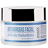 ZOWIX Crema Facial Antiarrugas para Piel Seca y Mixta. Crema Antiedad, Hidratante y Nutritiva con...
