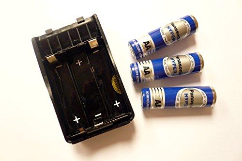 スタンダード FBA-37 STANDRAD() 単3乾電池3本用乾電池ケース VX-3専用