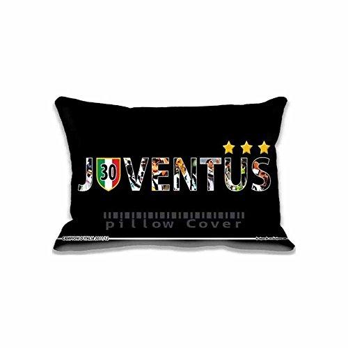 Deric Halo Funny Zippered Divano Cuscini Championi Ditalia Juventus Pillow Case Protezioni; Best...
