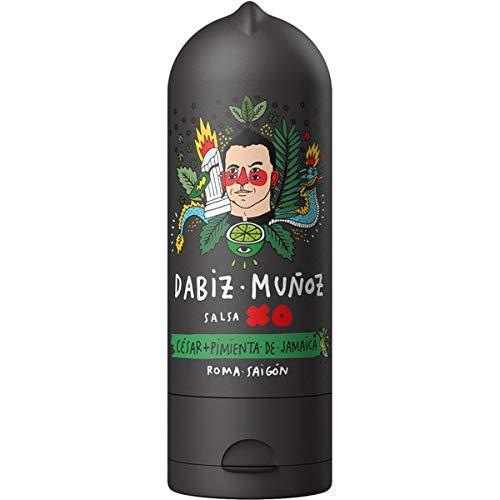 Dabiz Muñoz Xo- Salsa Gourmet al Pesto con Queso Idiazabal-