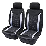 Eurow Vehicle Seat Covers Waterproof Wetsuit SCR Material 2 Pack