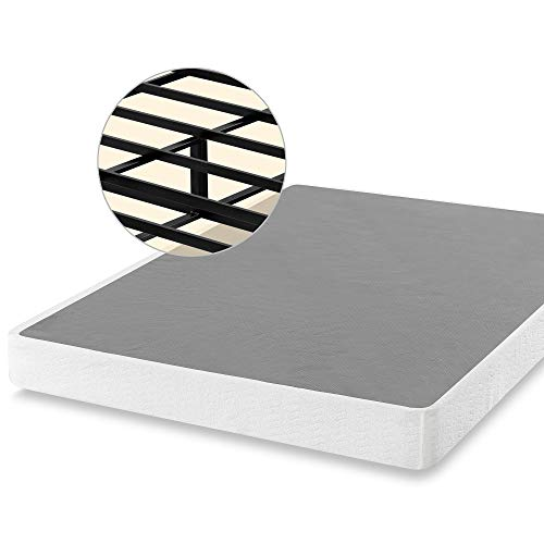ZINUS 7 Inch Smart Metal Box Spring / Mattress Foundation / Strong Metal Frame / Easy Assembly, Full