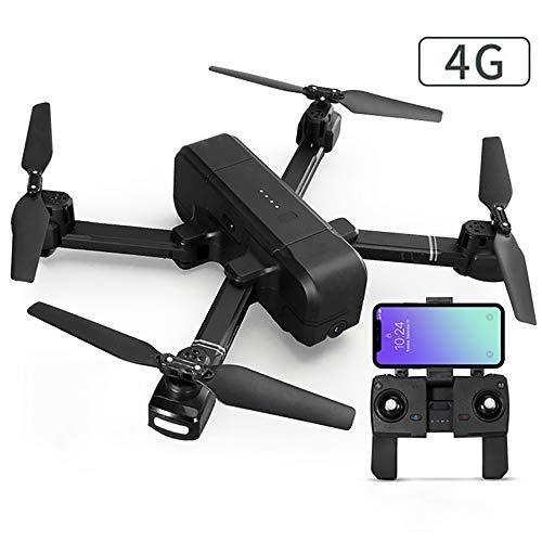 LOY Drone GPS con videocamera grandangolare 1080P HD 120 , Video Live Pieghevole 4G WiFi FPV e...