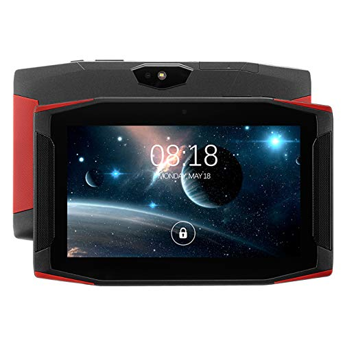 TJD MT-707,7' Tablette de gaming, tablette Android, Qcta Core, 2 Go de RAM, mémoire 16 Go, Wi-Fi, Bluetooth, double caméra, noir