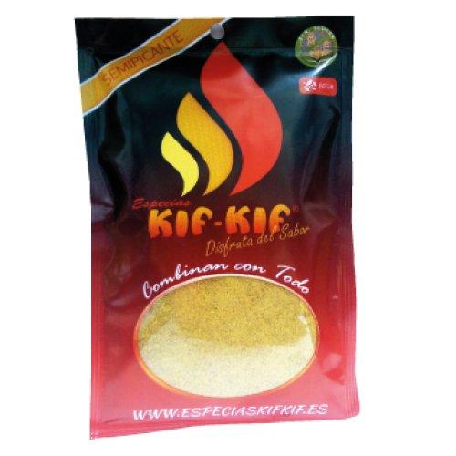 ESPECIAS KIF KIF - SEMI PICANTE 70 gramos