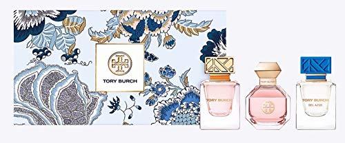 41us3Z5qaqL 3pc Set Includes: Tory Burch Eau de Parfum Deluxe Mini Splash, 0.24 Ounce Love Relentlessly Eau de Parfum Deluxe Mini Splash, 0.24 Ounce