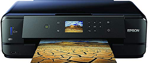 Epson Expression Premium XP-900 Inyección de Tinta A3 WiFi Negro - Impresora multifunción (Inyección de Tinta, 1200 x 2400 dpi, A3, Color, Color, Color)