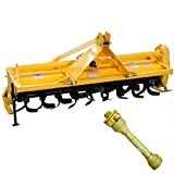 POWER PRODUCTS Sigma 3 Point Hitch Rotary Tiller 7' FT 84' with PTO Shaft