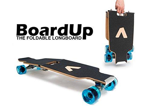 BoardUp: The Portable Mini Skateboard Longboard for Commute and...