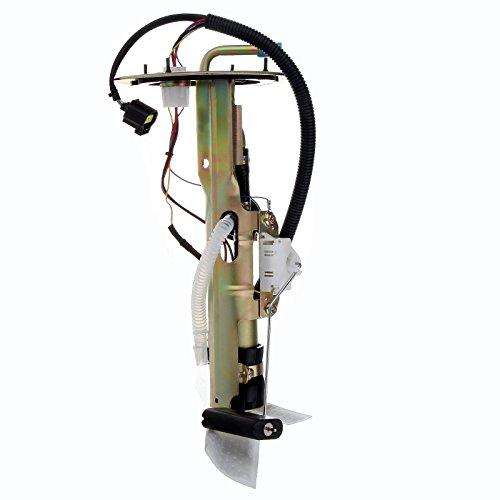 Fuel Pump, Assembly fit for Ford Explorer Mercury Mountaineer 1999 2000 2001 V8-5.0L V6-4.0L Module w/sending unit OEM E2296S FP2296S