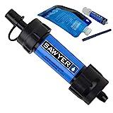 SAWYER PRODUCTS(ソーヤー プロダクト) ミニ 浄水器 SP128 ブルー [並行輸入品]