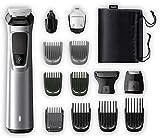 Philips Barbero MG7720/15 Recortador de barba y pelo, óptima precisión, 14 en 1 tecnología...