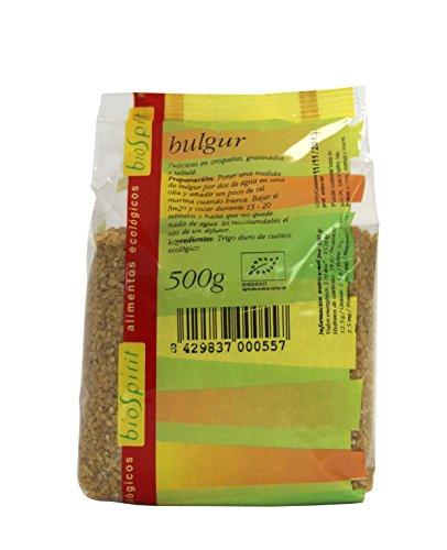 Biospirit Bulgur de Cultivo Ecológico - 500 gr