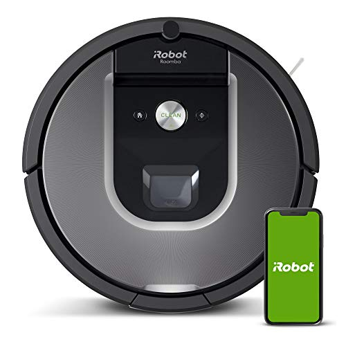 iRobot Roomba 960 Robot Vacuum- Wi-Fi...