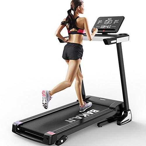 BAKAJI Tapis Roulant Elettrico Pieghevole Allenamento Cardio Fitness Palestra velocit Massima 12 km/h Inclinazione Manuale con Casse Bluetooth MP3 Supporto Smartphone Tablet