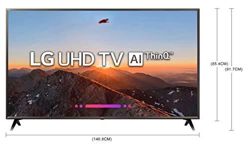 LG 164  cm (65 Inches) 4K UHD LED Smart TV 65UK6360PTE (Black) (2018 model) 7