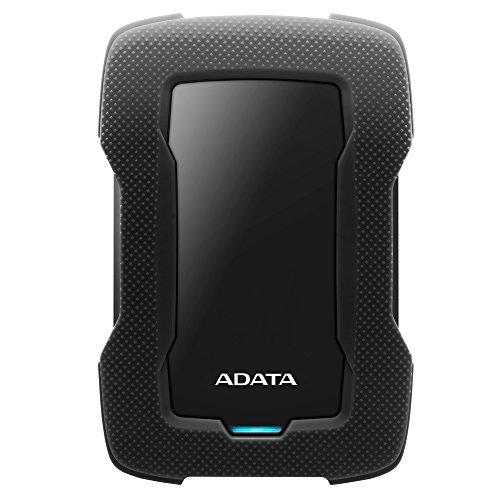 ADATA HD330 - 2 TB, externe Festplatte mit USB 3.2 Gen.1, schwarz