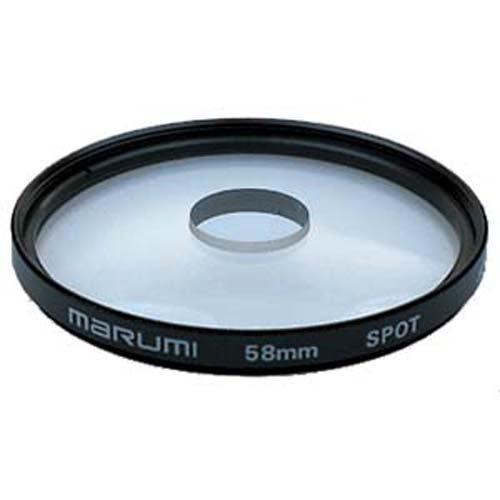 MARUMI カメラ用フィルター ソフト効果フィルター 72 mm ソフト描写 スポット 216128