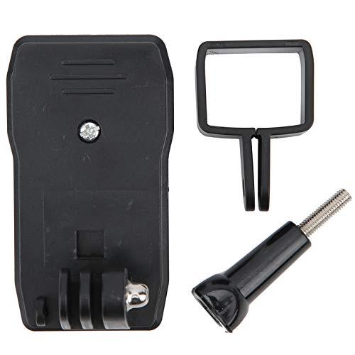 DAUERHAFT Durevole Robusto Rotazione Zaino Clip Espansione Base Fissa Staffa di Montaggio Supporto per Tracolla Zaino Leggero Portatile per DJI OSMO Pocket 1/2 Camera, Gopro
