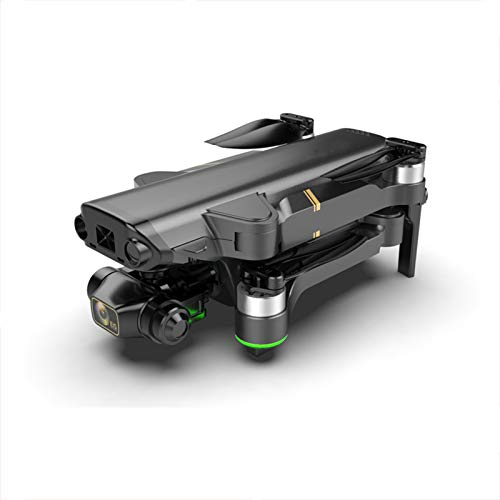 Il miglior drone HD 8k per adulti Droni a doppia fotocamera con giunto cardanico a 3 assi Fotografia aerea professionale con 5G Wifi GPS Distanza di controllo remoto di 1,2 km Quadricottero RC